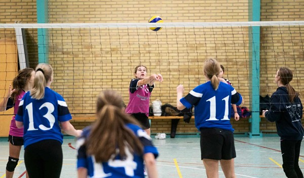 Skoleligaen Volleyball